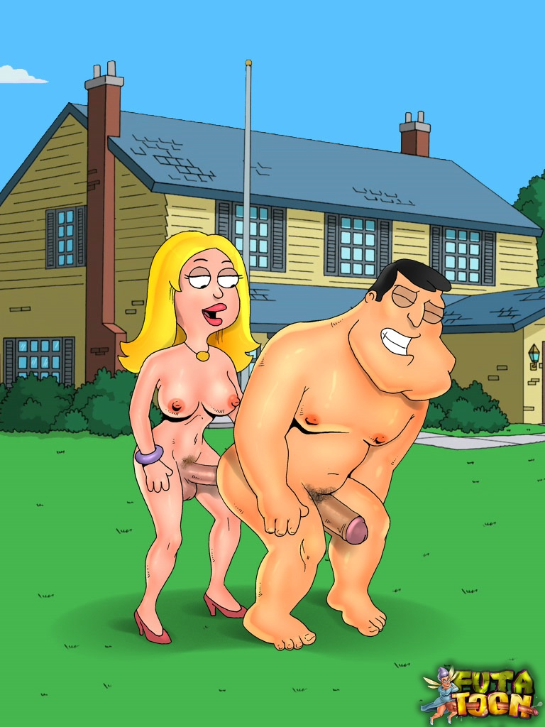 Francine Porno shemale cartoon porn | shemale hentai porn